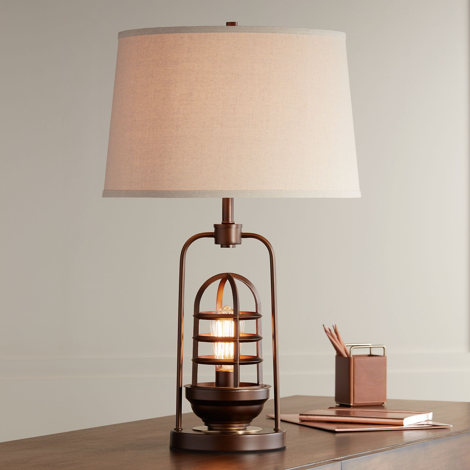 Table Lamps - Designer Styles & Best Selection | Lamps Plus