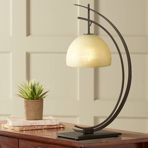"Orbit 28"" High Accent Table Lamp by Kathy Ireland"