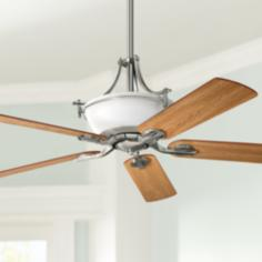 "60"" Olympia Antique Pewter Ceiling Fan"