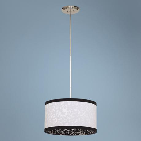 Kathy Ireland City Loft Pendant Chandelier