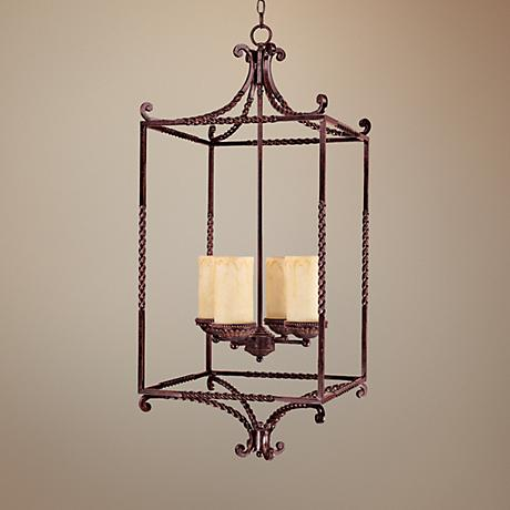 "Highlands Collection 40 1/2"" High Foyer Pendant Light"