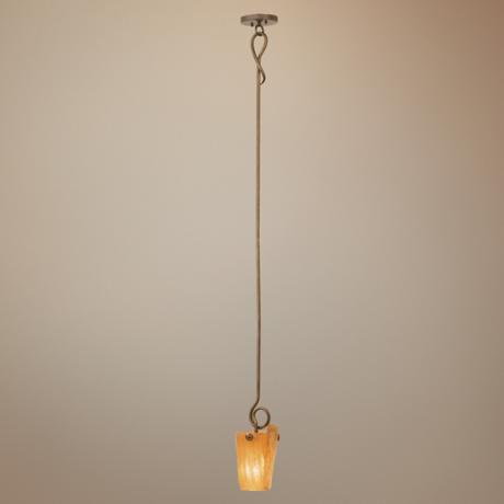 Tribecca Copper Claret Pendant Light