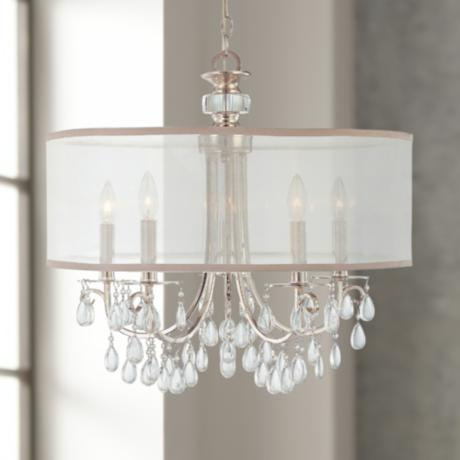 "Hampton Collection 24"" Wide Chandelier"