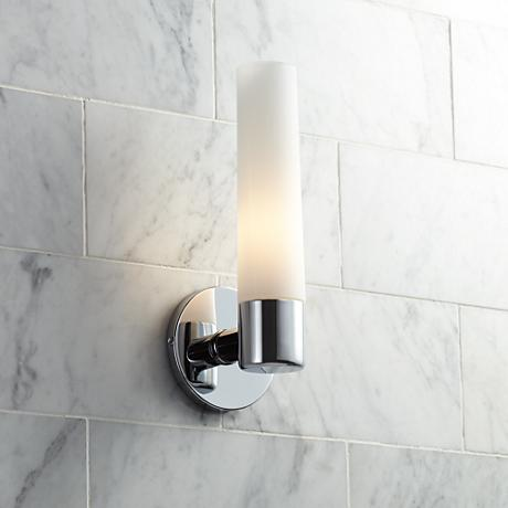 George Kovacs Wall Sconce Chrome : George Kovacs Chrome 12 1/2