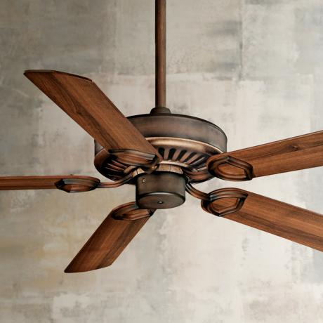 "52"" Minka Aire Ultra-Max Belcaro Walnut Ceiling Fan"