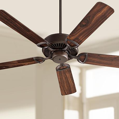 "52"" Estate Oiled Bronze Finish Energy Star Ceiling Fan"