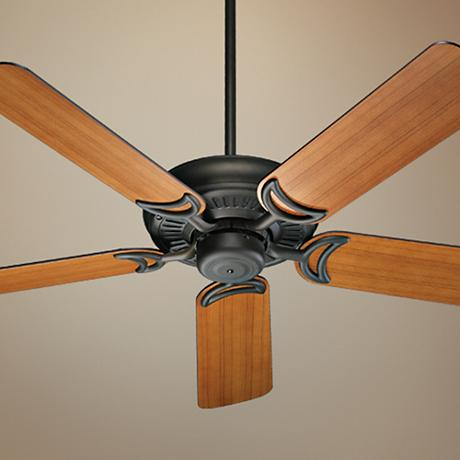 "52"" Quorum Venture Oiled Bronze ENERGY STAR Ceiling Fan"