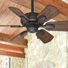 "31"" Casablanca Wailea Brushed Cocoa Ceiling Fan"