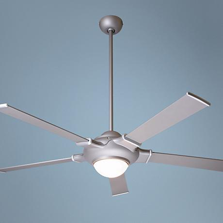 "52"" UFO Titanium with Light Ceiling Fan"