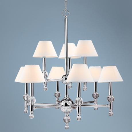 "Bauhaus Collection 29 1/2"" Wide Chandelier"