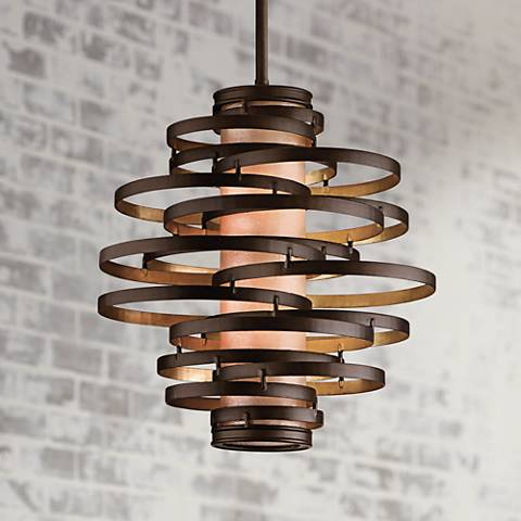 Corbett Vertigo Small Pendant Light