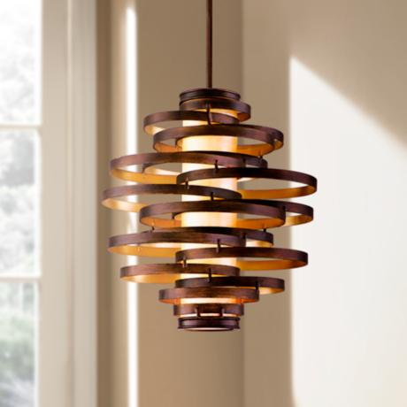 Corbett Vertigo Medium Pendant Light