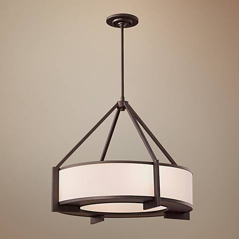 "Feiss Stelle Collection 25"" Wide Pendant Light"