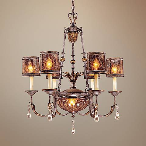 Metropolitan Sanguesa 8-Light Chandelier