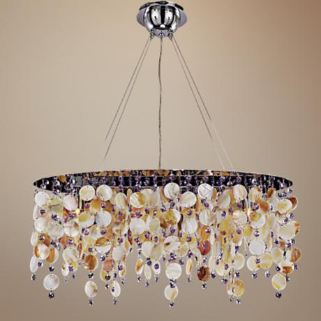 "Seaside Dreams 25 1/2"" Wide Pendant Chandelier"