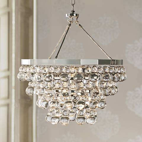 Robert Abbey Bling Collection Convertible Chandelier