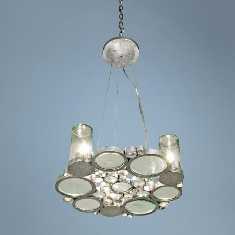 "Varaluz Fascination Collection 18"" Wide Chandelier"