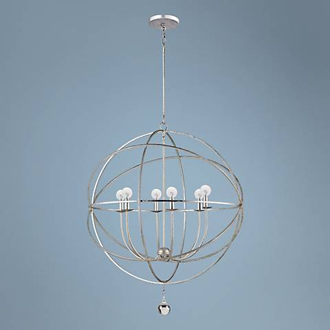 Solaris Collection 6-Light Modern Pendant Light
