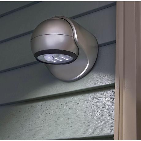 Light It! Motion Sensor Battery Powered Automatic LED Light