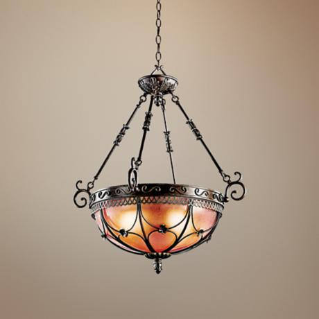 "Marchesa Collection 25"" Wide Pendant Light"