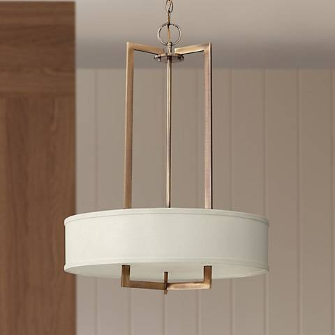"Hinkley Hampton Collection 20"" Wide Pendant Light"