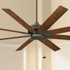 "63"" Levon Energy Star Ceiling Fan In Oil Rubbed Bronze"