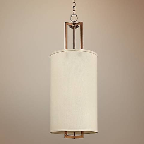 "Hinkley Hampton Collection 16"" Wide Pendant Light"