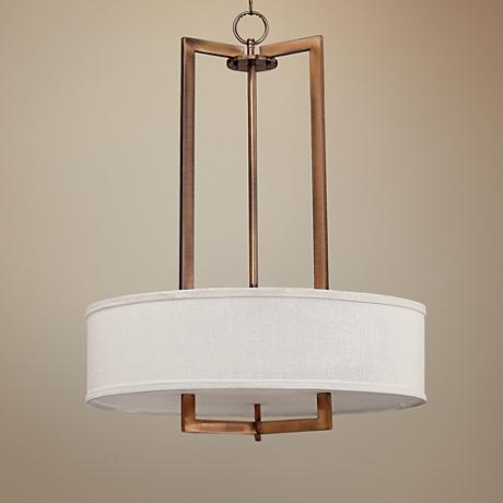Hinkley Hampton Collection 26 Wide Pendant Light