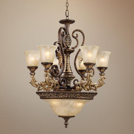 Trump Home Regency Collection 9-Light Pendant Chandelier