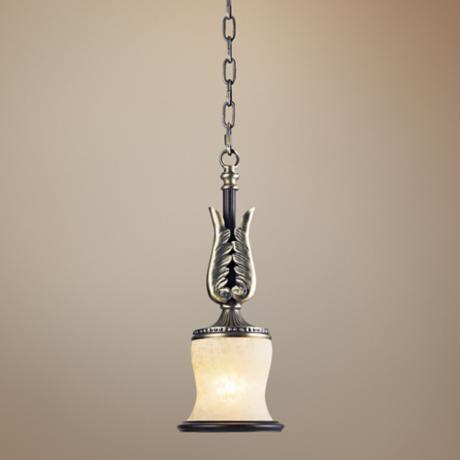 Georgian Court Collection Mini Pendant Light