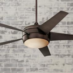 "54"" Midway Eco Oil-Rubbed Bronze Energy Star  Ceiling Fan"