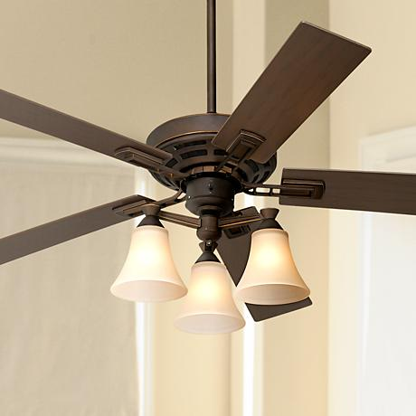 "52"" Casa Coronado Oil-Rubbed Bronze Ceiling Fan"