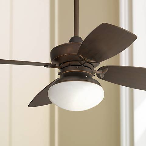 "36"" Outlook Oil-Rubbed Bronze Ceiling Fan"