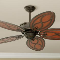 "52"" Tommy Bahama Copa Breeze Ceiling Fan"