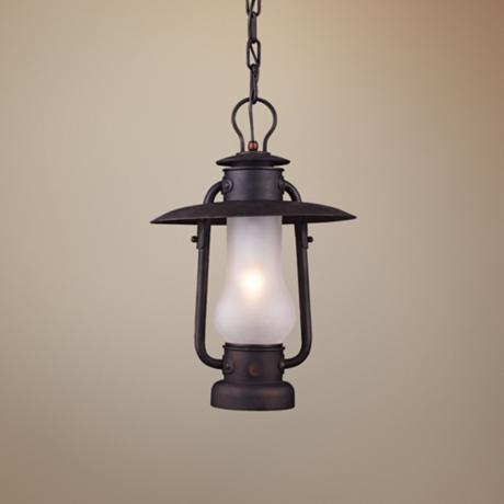 Chapman Collection Pendant Chandelier