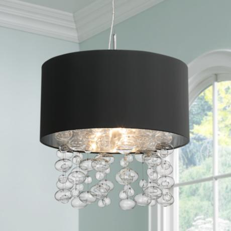 Possini Euro Design Bubble Cascade Pendant Light