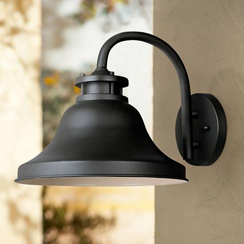 Dark Sky Wall Lights : Bayport Collection Dark Sky 10 1/4