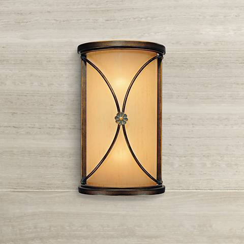 minka atterbury collection 12 high wall sconce m6590 lamps plus. Black Bedroom Furniture Sets. Home Design Ideas