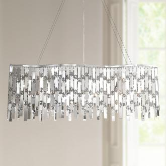 Contemporary Chandelier Photo