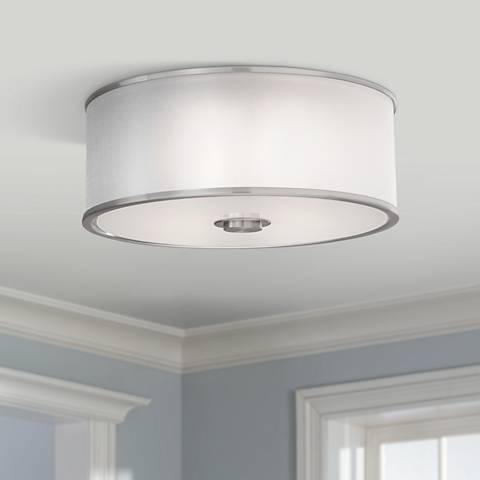 "Feiss Casual Luxury 13"" Wide Ceiling Light Fixture"