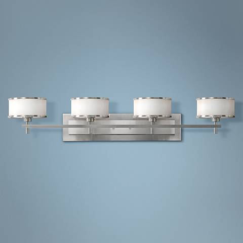"Feiss Casual Luxury 36"" Wide Bathroom Wall Light"