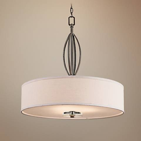 Kichler Leighton Collection Crystal Accent 3-Light Pendant
