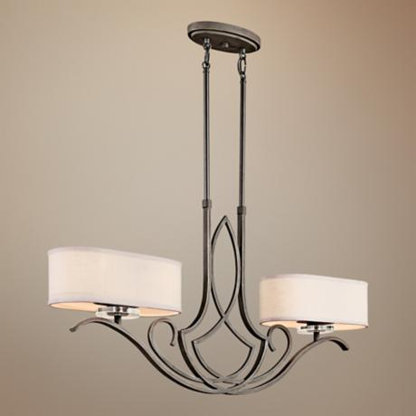 Kichler Leighton Collection 2-Light Island Chandelier