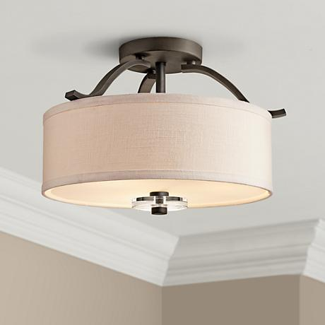 "Kichler Leighton Collection 16"" Wide Ceiling Light Fixture"