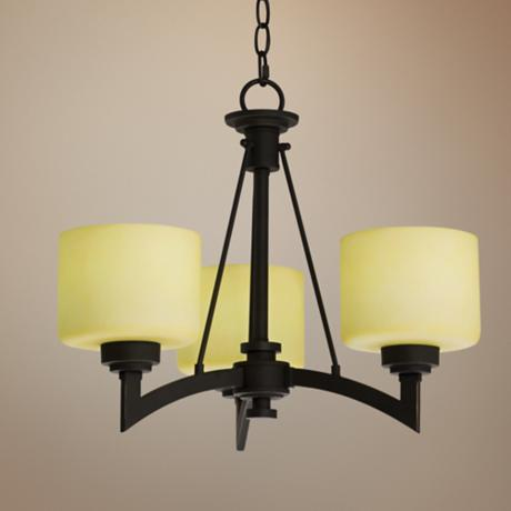 Izoro ENERGY STAR® 3-Light Chandelier