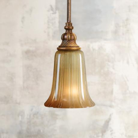 Murray Feiss Celine Collection Mini Pendant Light