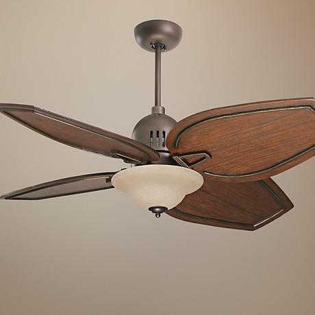 "52"" Emerson Camden Oil-Rubbed Bronze Ceiling Fan"