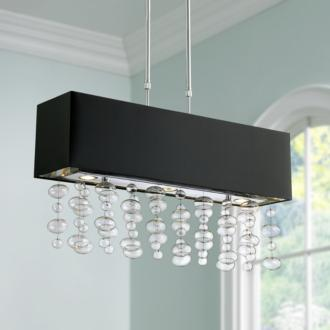 Rectangular Pendant Chandelier Photo