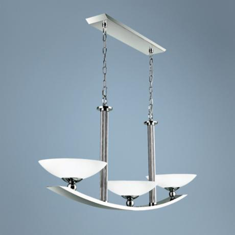 "Kichler Palla Collection 47"" Wide Island Chandelier"
