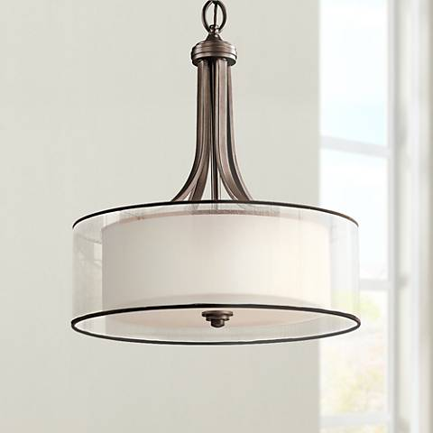 "Kichler Lacey Collection 20"" Wide Pendant Chandelier"